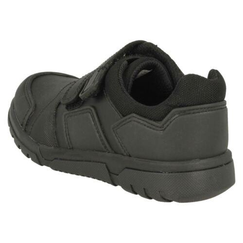 Black Loop Hook niños Clarks Street Blake de para Zapatos escuela wqx4IAZIz