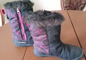 Chaussures,Bottes,Hiver,ARPENAZ,500,de,Neige,Taille,