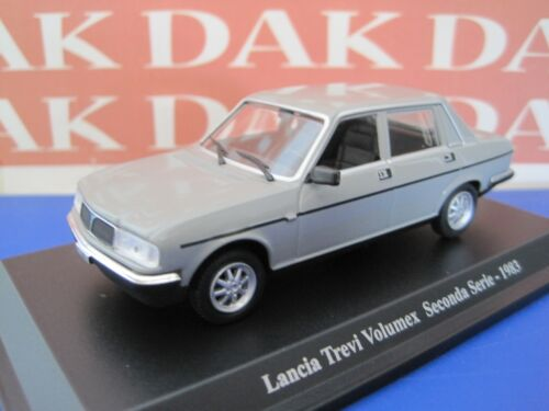 Die cast 1//43 Modellino Auto Lancia Trevi Volumex II Serie 1983