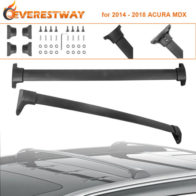 2X/ Set Roof Rack Crossbars Luggage Carrier For 2014