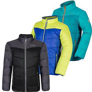 Regatta-Icebound-III-Kids-Jacket-Girls-Boys-Quilted-Coat