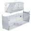 VIVOHOME-Large-Humane-Animal-Trap-Steel-Cage-Live-Rodent-Control-Rat-Squirrel thumbnail 1