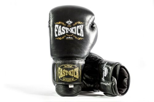 Protect Cow Real Leather Boxing Gloves K1 Muay Thai MMA NEW Kickboxing Training