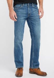 Mustang-Tramper-Herren-Jeans-Straight-W30-to-W44-light-scratched-used