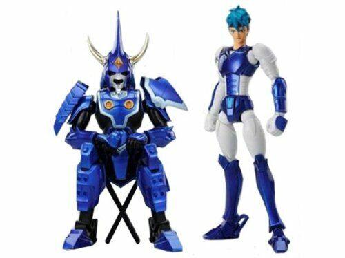 ArmorPlus Ronin Warriors TENKU NO TOUMA Action Figure EMS w  Tracking NEW