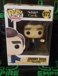 Pop-TV-Johnny-Rose-Schitt-039-s-Creek-Funko-Vinyl-Figure-New-In-Hand