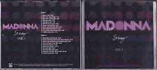 MADONNA SORRY VOLUME 1 DOUBLE DANCE REMIX PROMO CD SINGLE