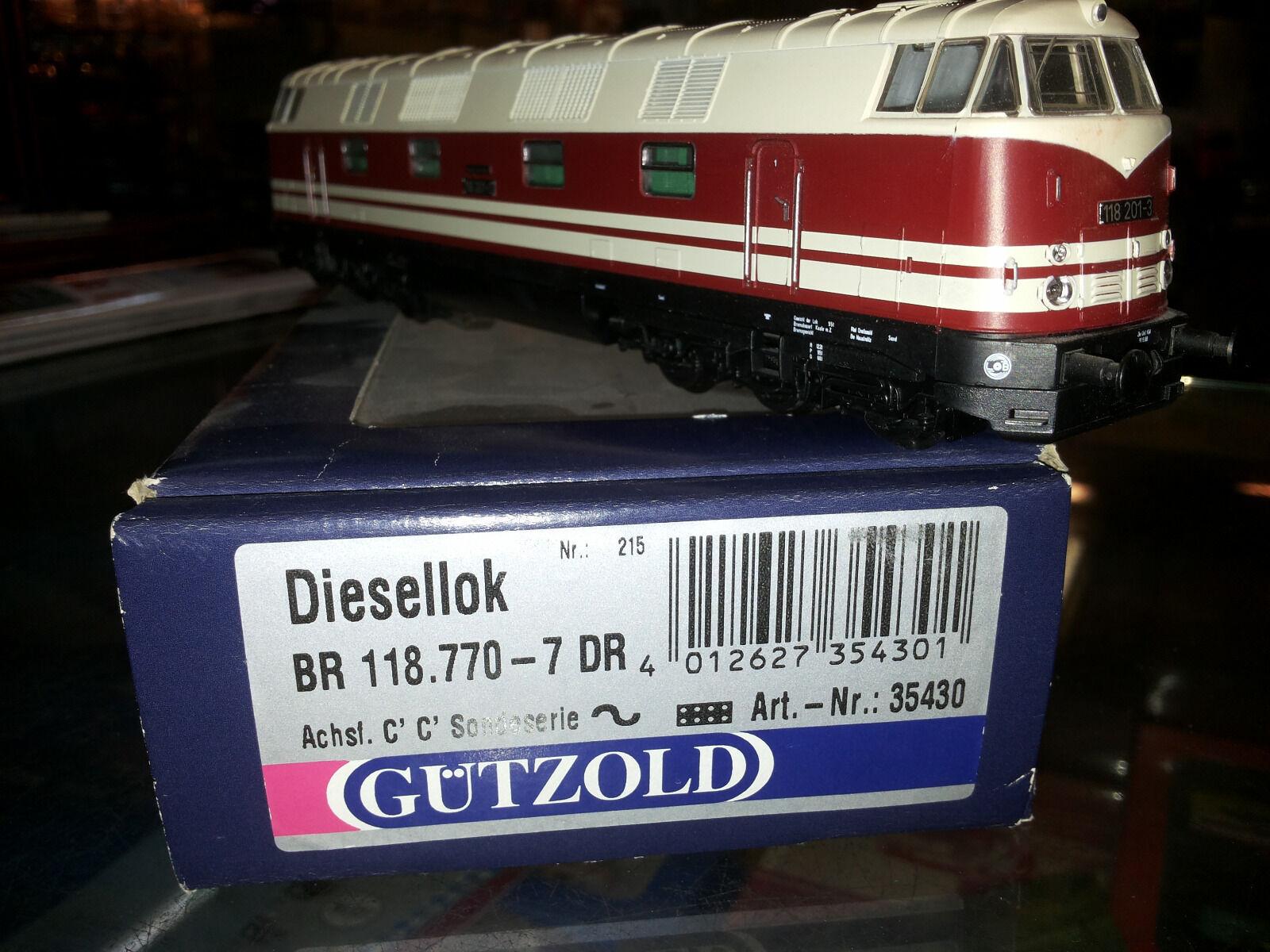 entrega rápida Gutzold 35430 35430 35430  per sistema Marklin analogica  comprar ahora