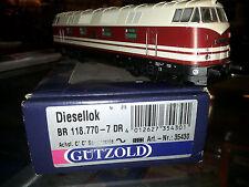 Gutzold 35430 + 35730 loco  per sistema Marklin analogica