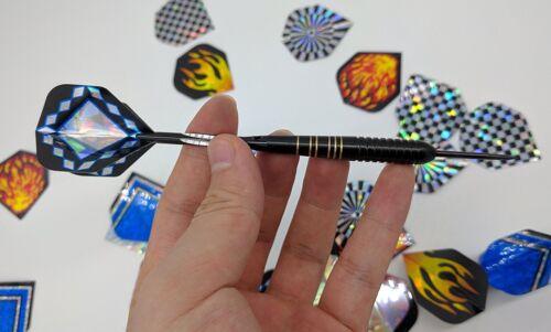 75Pcs 25 Sets Long Life Durable Nylon Dart Flights Sets Wholesale National Of