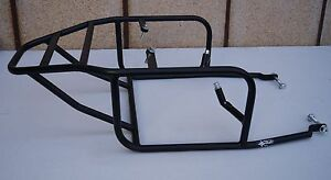 Kawasaki-GPZ-500-S-luggage-rear-side-rack-carrier-for-panniers-saddlebags