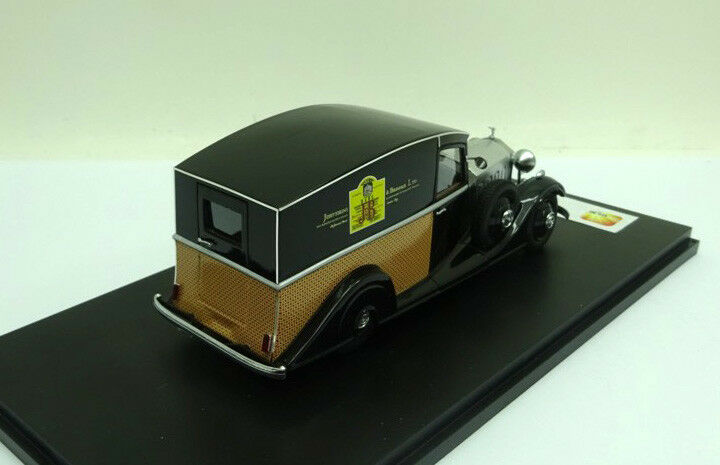 Rolls Rolls Rolls Royce 20 25 Delivery Van  Justerini & Brooks  1933 (GLM 1 43   43205101) b1e281