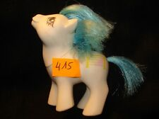 MON PETIT PONEY *my little pony N°415 Hasbro CHINA 1984 baby