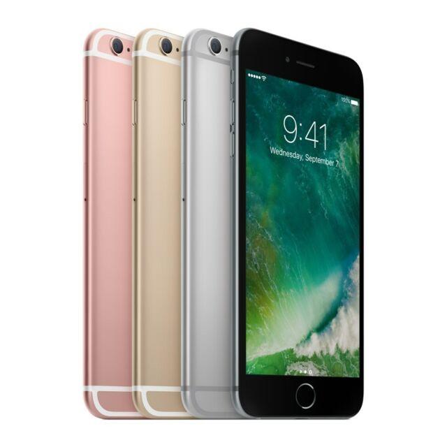 Apple iPhone 6S UNLOCKED Space Gray, Gold, Rose Gold 16GB 32GB 64GB 128GB