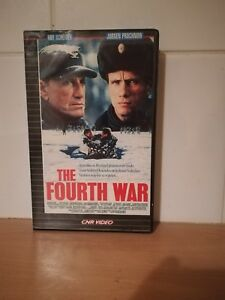 THE-FOURTH-WAR-VHS-BIG-BOX-EX-RENTAL-ENGLISH-WITH-DUTCH-SUBTITLES