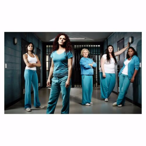 Wentworth Australian TV Show Season 2017 Art Wall Decoration Fabric POSTER 041