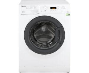 Bauknecht hwm 8f4 waschmaschine freistehend weiss neu ebay
