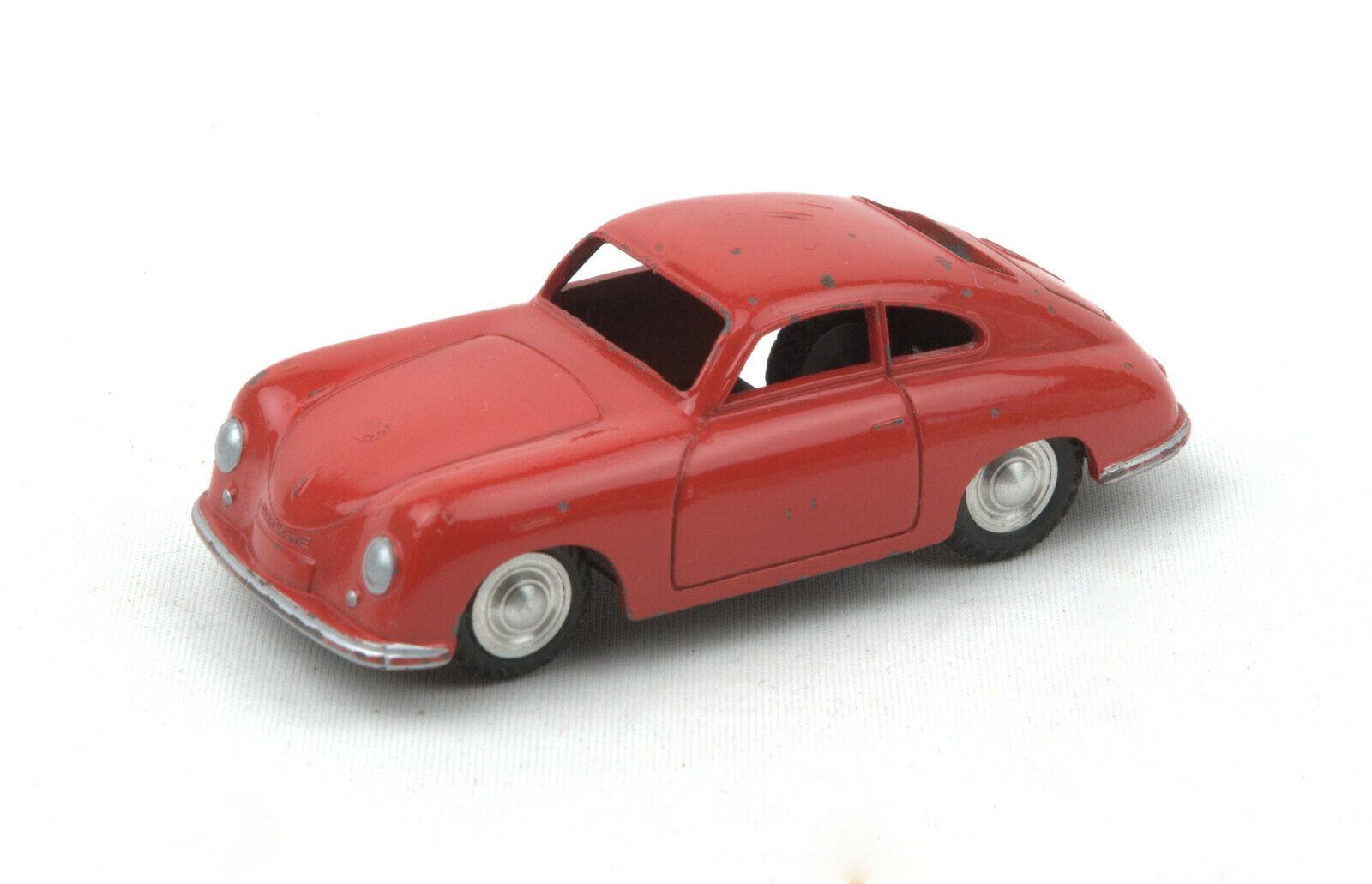 Vintage Marklin (Alemania) No.5524 2 (8004) Porsche 356 1500 Coupe 1950s