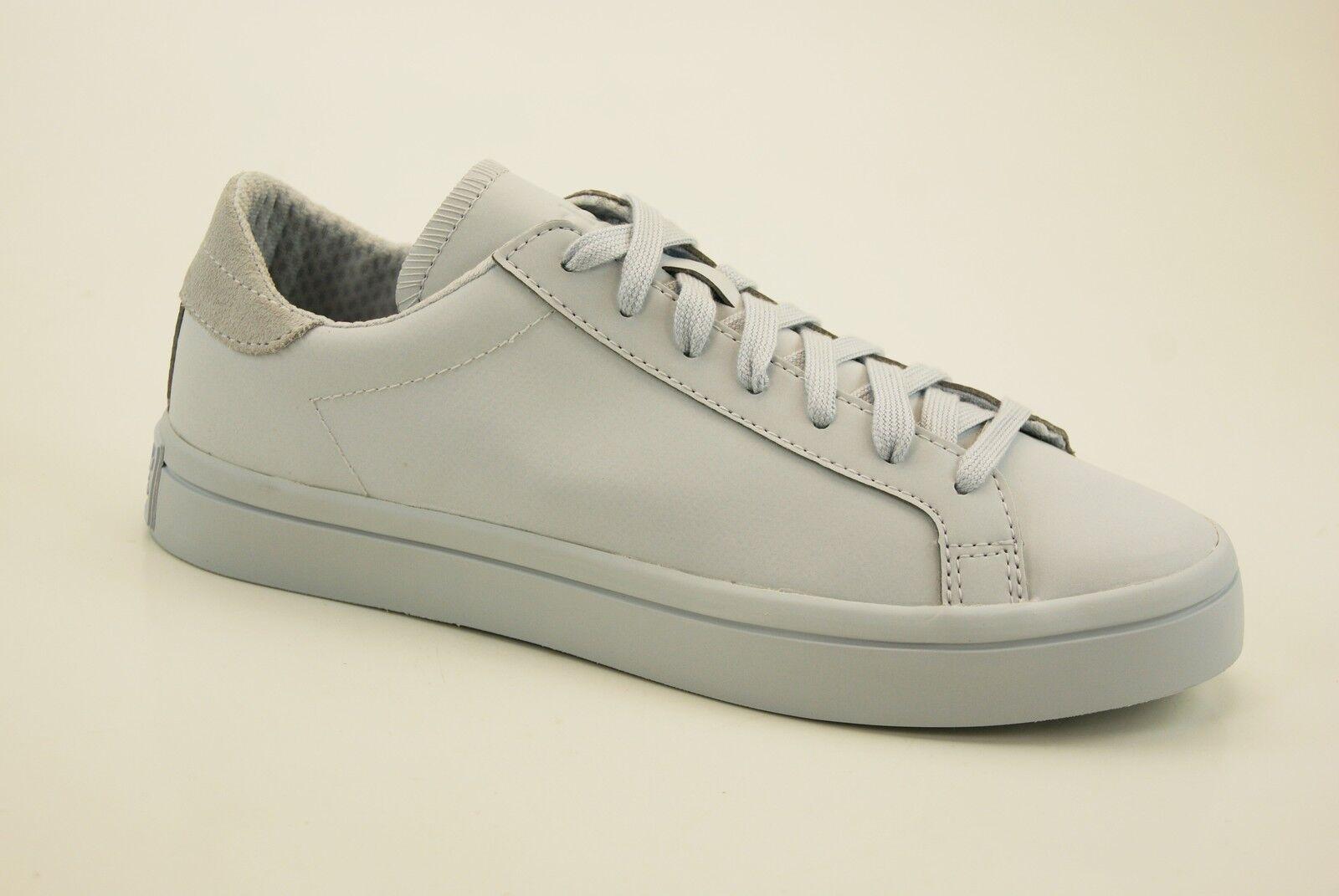 Adidas Originals Sneaker Court Vantage Adicolor Hellblau Schnürschuhe S80255