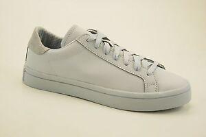 sports shoes 15a05 6e734 Image is loading Adidas-Originals-Trainers-Court-Vantage-Adicolor -Light-Blue-