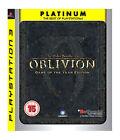 The Elder Scrolls IV: Oblivion -- Game of the Year Edition (Platinum) (Sony PlayStation 3, 2008) - European Version