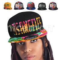 Kb Ethos Premium Headwear Hip Hop Hiphop 100% Cotton Cap Hat Baseball Snapback