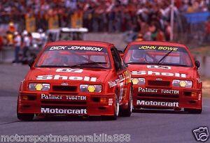 Dick-Johnson-John-Bowe-1992-6x4-or-8x12-photos-V8-Supercars-DJR-FORD-SIERRA