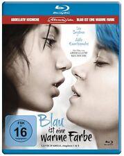 Blau ist eine warme Farbe (La vie d'Adèle) Blu-ray Disc NEU + OVP!