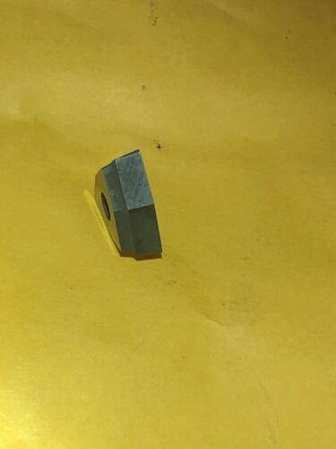Qty 10 Komet W29 24000.0461 8 mm Trigon  Carbide Inserts WOEX 05T304-00 BK1