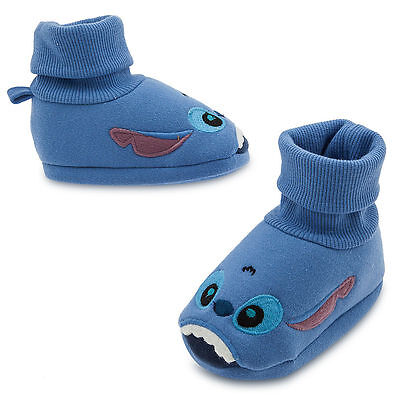 Lilo and Stitch Blue 18-24M Stitch Dress Up Baby Costume Shoes Slippers
