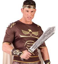 PLASTIC PIRATE SWORD GLADIATOR WARRIOR PERSIAN FANCY DRESS WEAPON PROP 40CM NEW