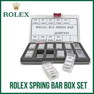 Rolex-Spring-Bar-Box-Set-13-20mm-90pcs-per-Submariner-Gmt-Datejust-etc