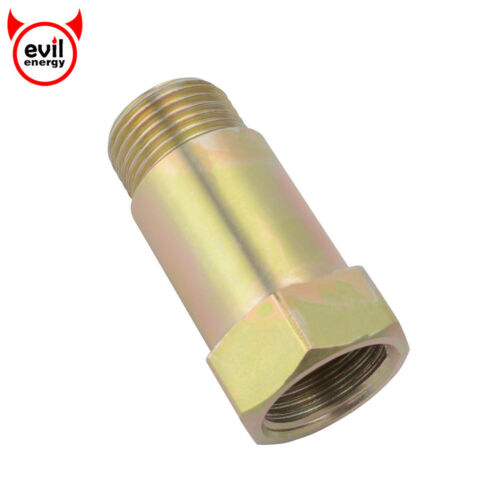 O2 Oxygen Sensor Angled Eextender Spacer Straight 02 Bung Extension M18 X 1.5