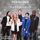 Thats Christmas To Me (Deluxe Edition) von Pentatonix (2015)