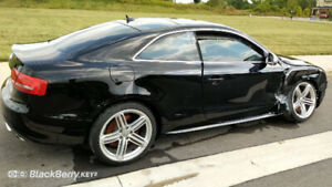 2010 Audi S5 Premium Plus V8 Automatic, accident, clean title