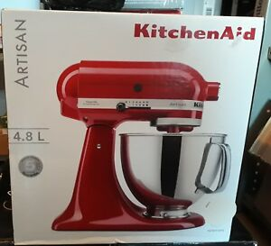 Kitchenaid Artisan 5ksm150blt Cafe Latte Stand Mixer Cream