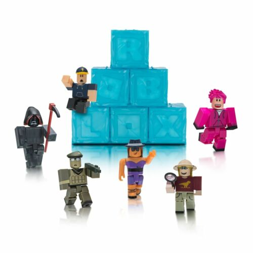 CHOOSE YOUR FIGURE 19 DESIGNS ROBLOX MYSTERY MINIS BLIND BOX SERIES 3
