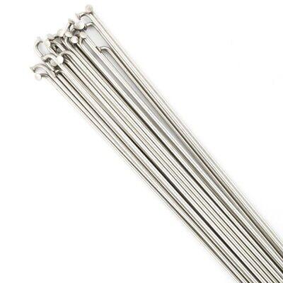FORCE Fahrrad Speichen Niro 2mm Silber versch Längen Stückzahlen //783xxx #