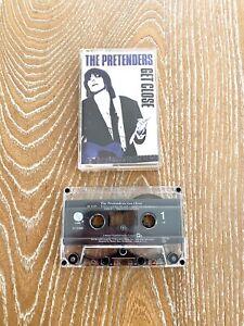 The Pretenders Get Close Cassette Tape 1986 Sire Records