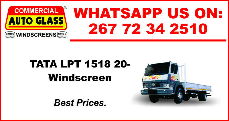 Windscreen For Tata LPT 2020 For Sale.