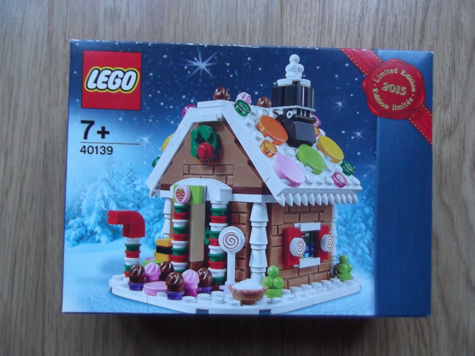 LEGO 40139 Gingerbread House BNIB - LIMITED EDITION 2015