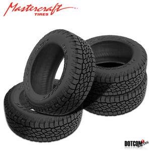 265//70R17 115T Mastercraft Courser AXT Radial Tire