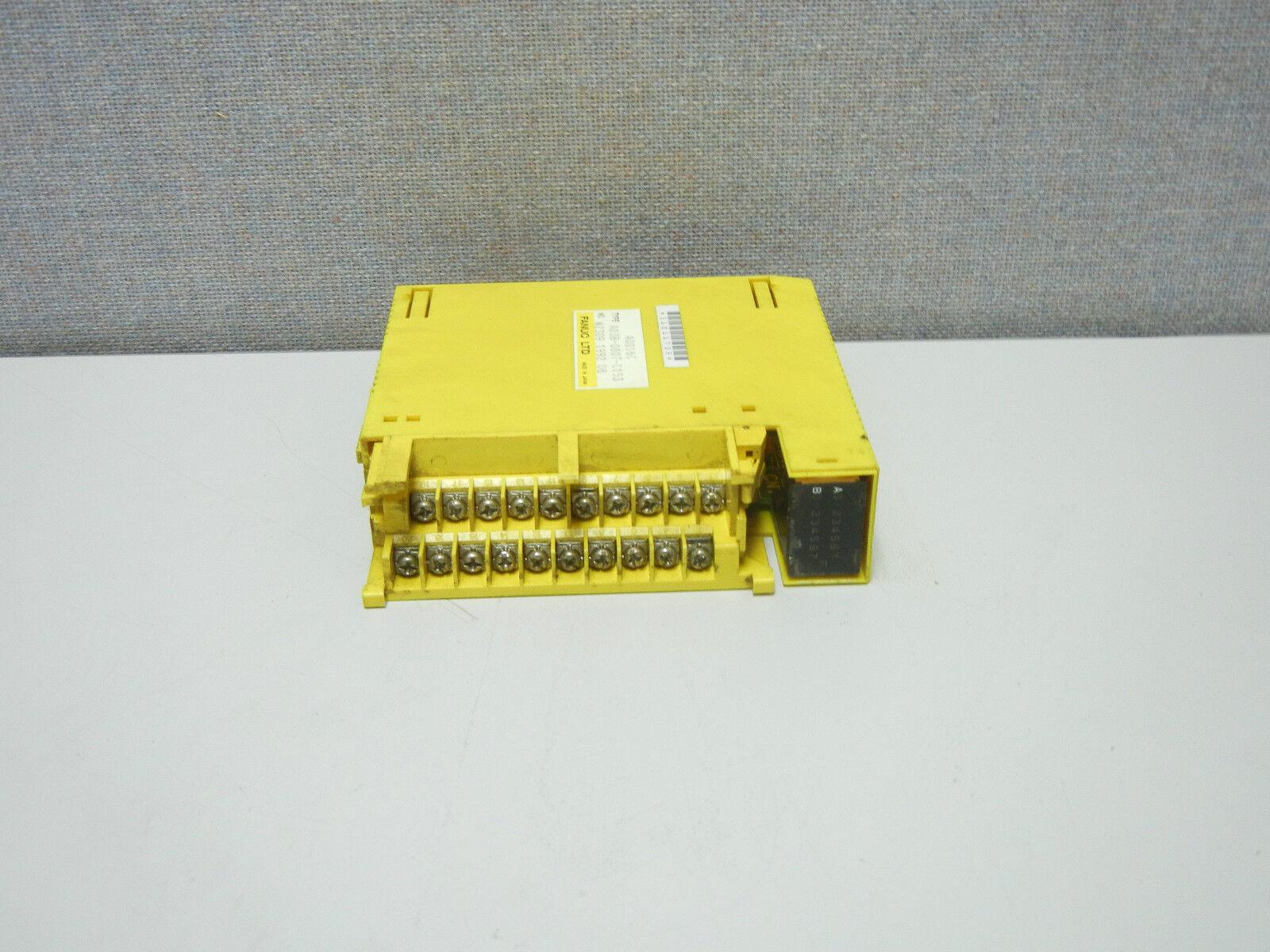 FANUC A03B-0807-C153 USED OUTPUT MODULE A03B0807C153