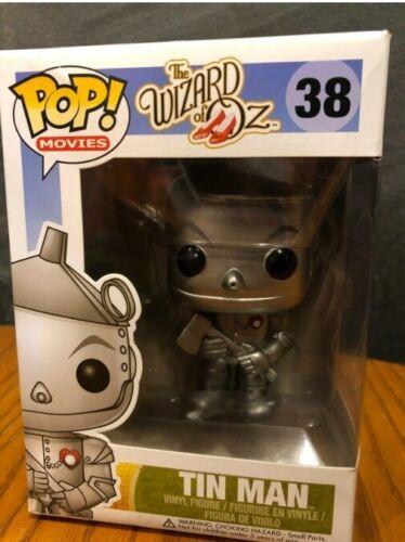Funko pop the wizard of oz mago de oz tin man figura toy toys figure tv pelicula