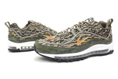 Nike Air Max 98 Aop Chaussures Homme Baskets Chaussure de Sport AQ4130 200 | eBay