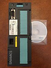 Siemens Sinamics Control Unit CU240E-2 PN
