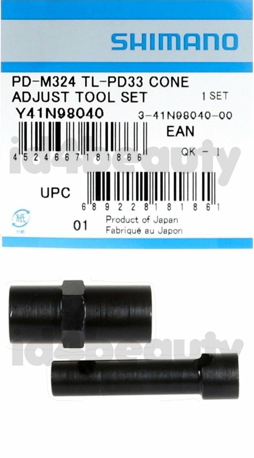 Shimano Tlpd33 Pedal Cone Adjust Spares Tool Silver Y41N98040