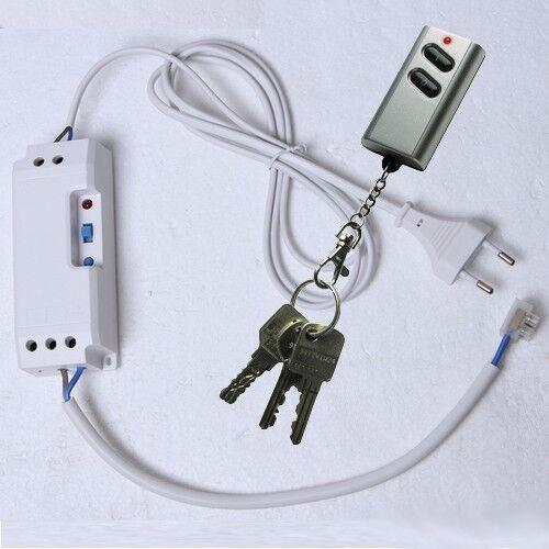 Funk-Türöffner Modul FTO-2090-K im SET mit Intertechno Funk-Sender ITK-200. V0