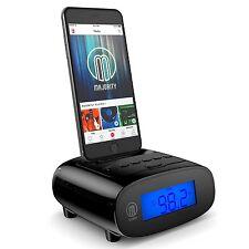 Mayoría Mars estación De Acoplamiento Altavoz Dock Para Ipod / Iphone 5 5s 5c 6 6 +
