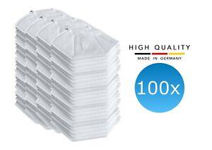 100 SKG medizinische FFP2 Mundschutz Masken CE zertifiziert deutsche Herstellung